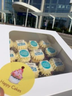 Happy Cakes thank you NHS cakes #2