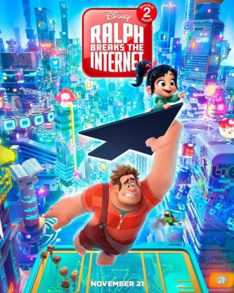 """Ralph Breaks the Internet"""