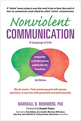 Marshall Rosenberg Nonviolent Communication