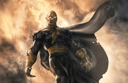 "Black Adam Cinematographer Hopes to ""Reinvent"" Superhero Film ..."