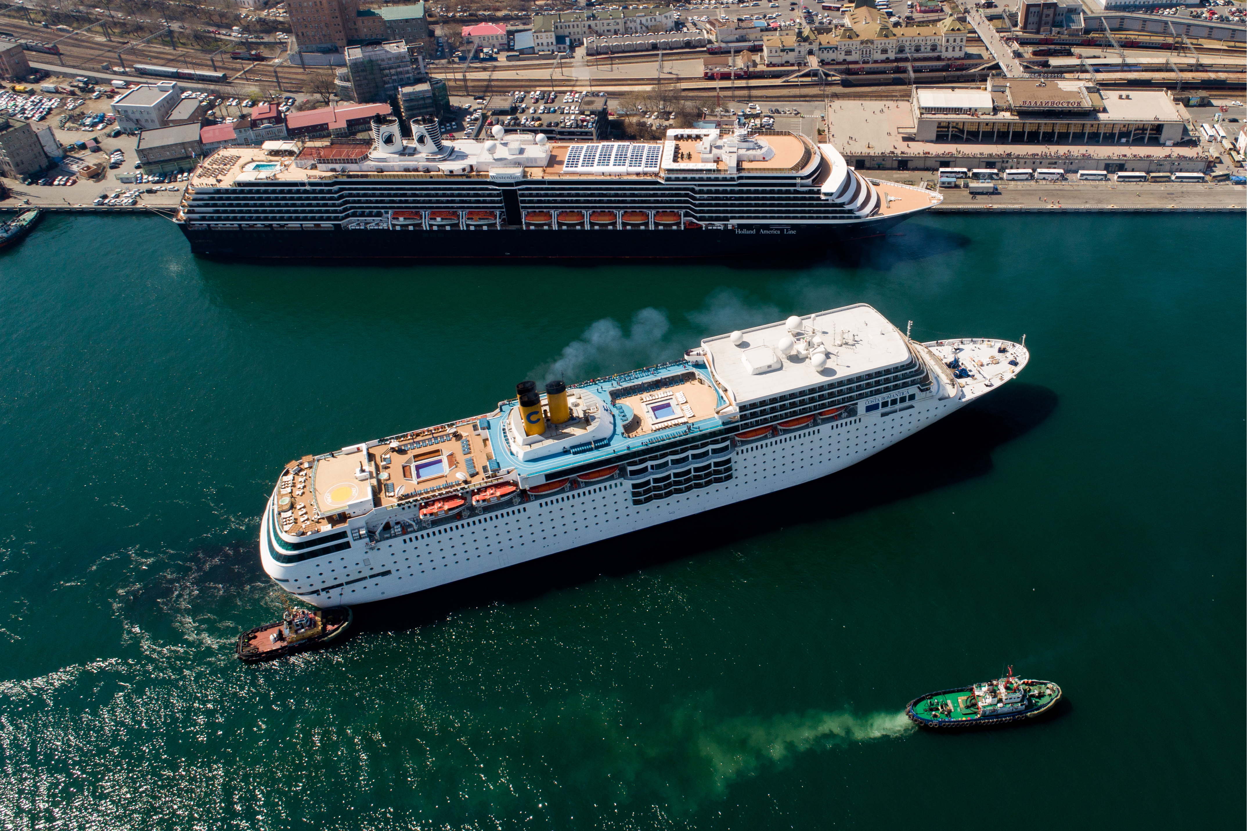 Coronavirus Fear Leaves 2,200-Person Carnival Cruise Stranded at ...