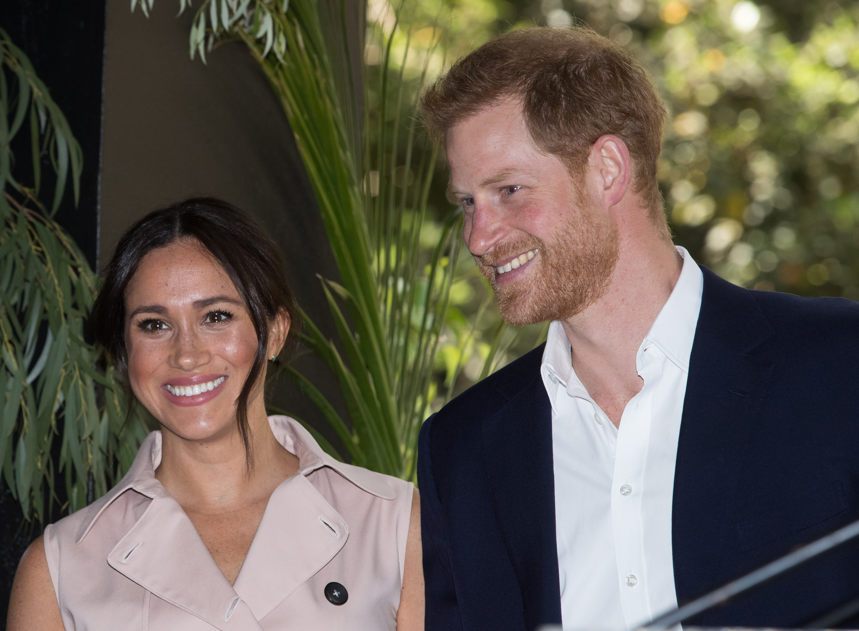 Prince Harry and Meghan's Secret Miami Trip Included a Big Speech and a Double Date