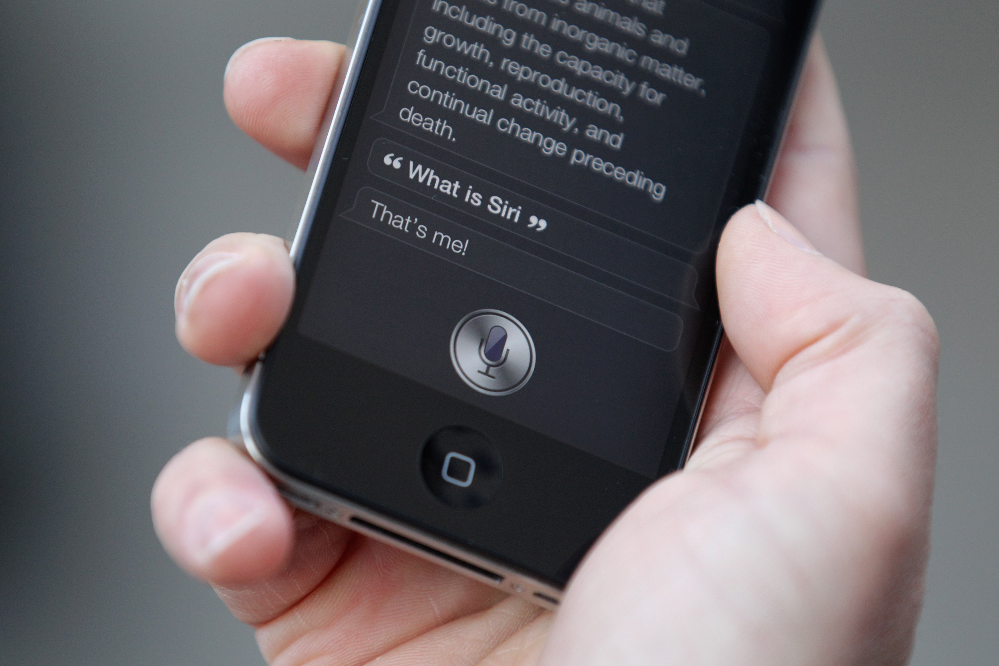Siri Co-Inventor: The Internet Is a Vast Psychology ExperimentAnd It Scares Me