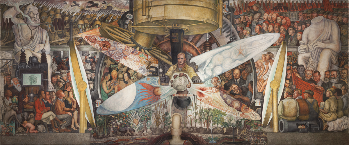 New Whitney Exhibition Reveals Mexican Muralists Profound Impact on American Artists