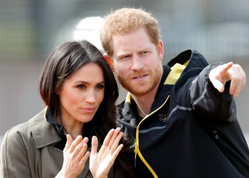 Prince Harry and Meghan Hired a Pricey Security Team After Drone Incidents