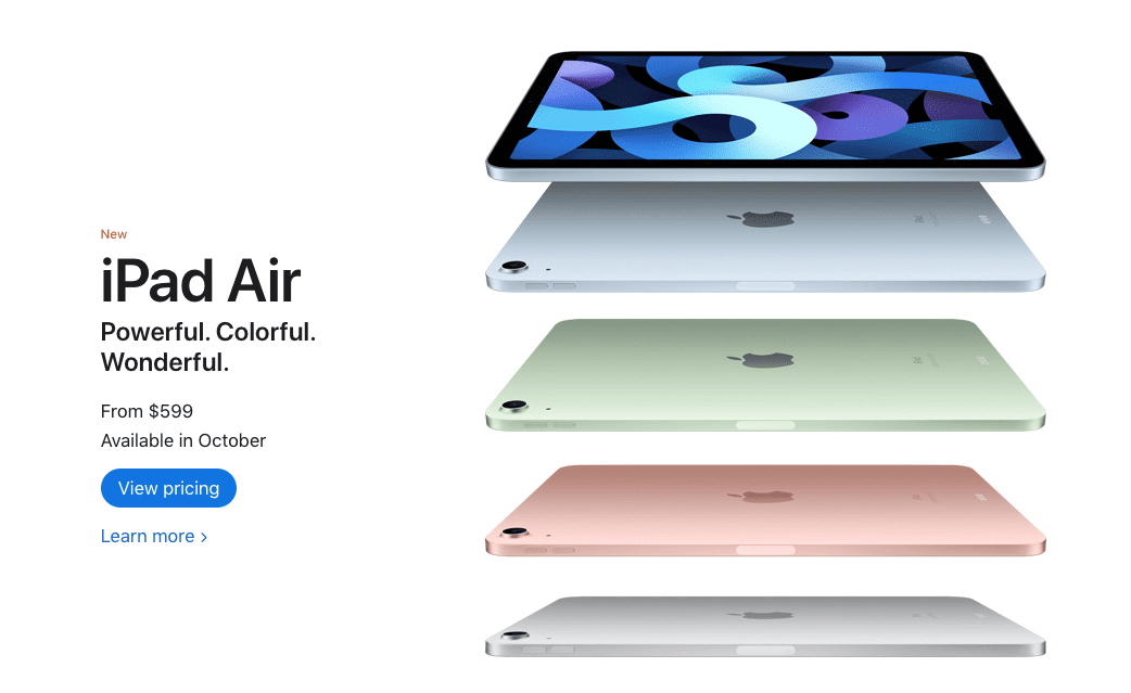 Apple's $599 New iPad Air Sounds PerfectBut There's a Catch