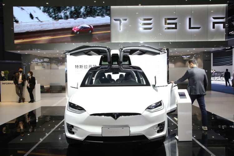 Tesla reports mixed first-quarter earnings after a 700% ...
