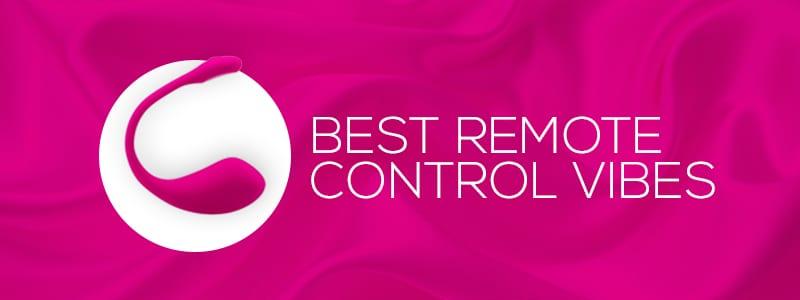 remote control vibrators