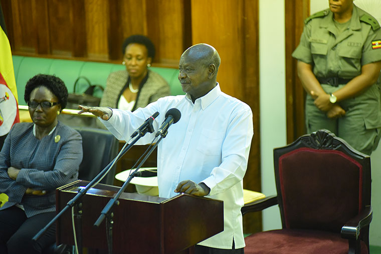 Image result for EALA assembly in ugandan parliament museveni