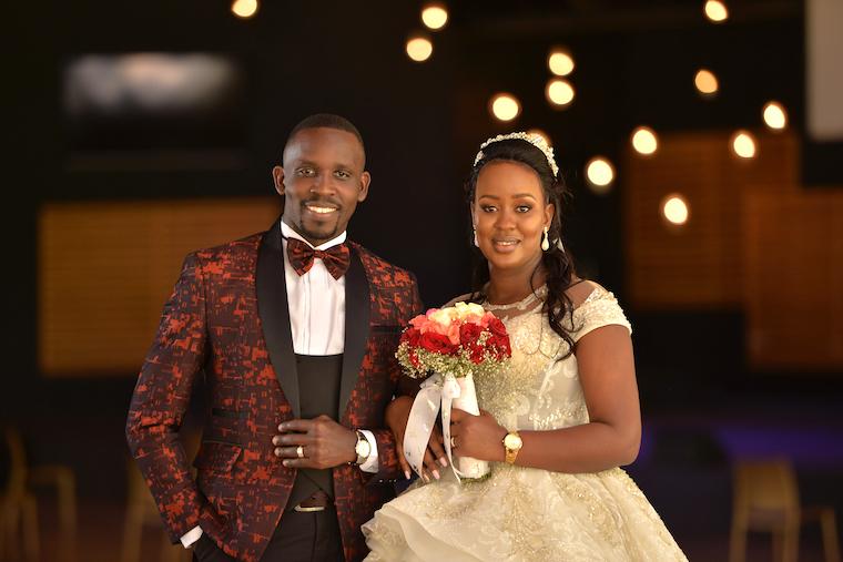 Joel Ssenyonyi weds Febress Nagawa