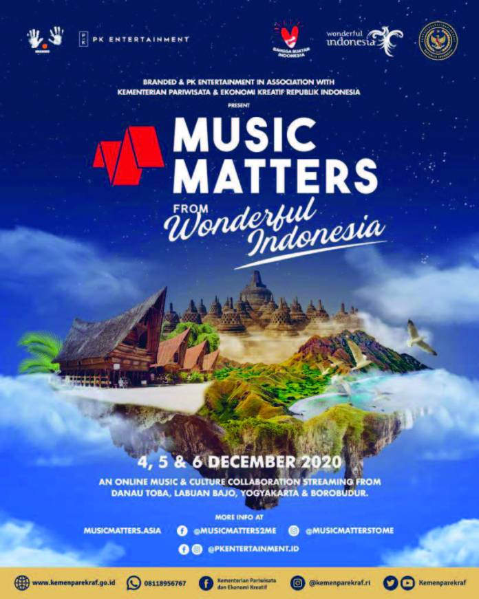 Music Matters Headed For Indonesia Observer