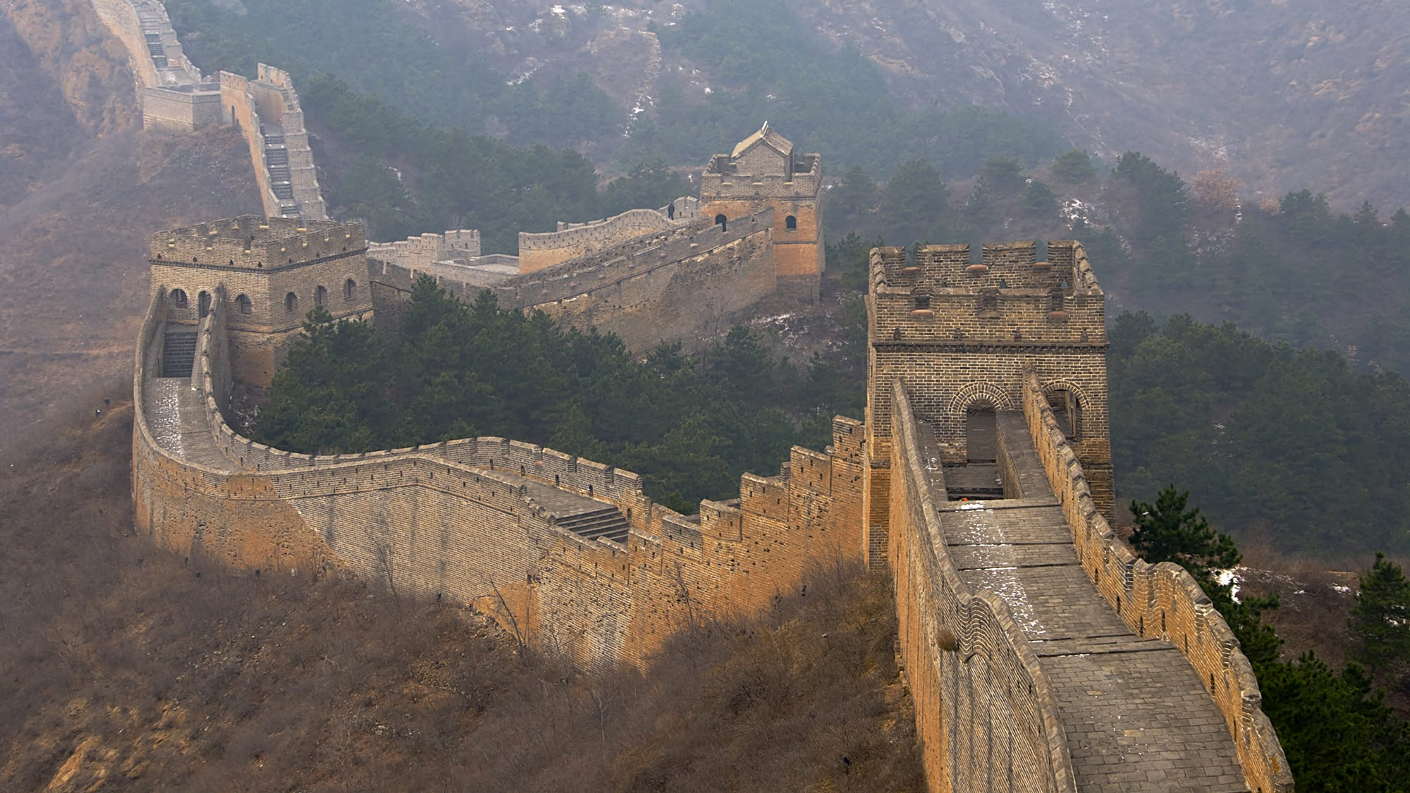 Ja Pse U Ndertua Muri I Madh Kinez