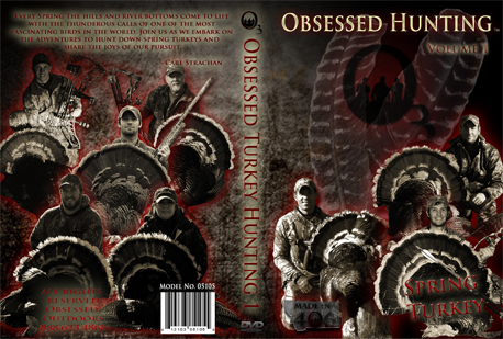 Obsessed Spring Turkey Hunting DVD 1