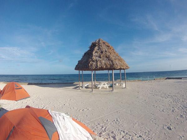 Rendezvous Caye #Belize