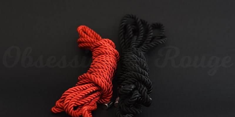 Fifty Shades of Grey Restrain Me Bondage BDSM Ropes