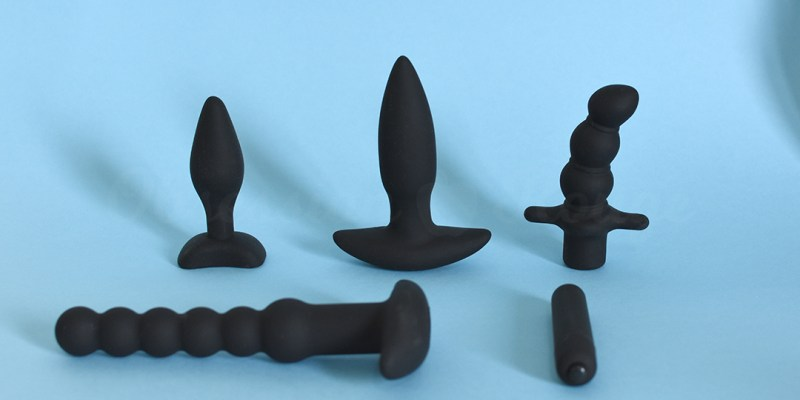 Anal toys from Lovehoney