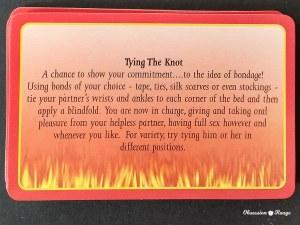 Monogamy Fantasy Card