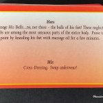 Monogamy Passionate card