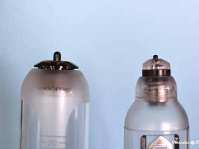 Bathmate and Penomet pump valves