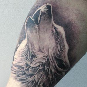 Tatuajes De Lobos Obsession Tattoo