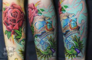Tatuajes De Rosas Obsession Tattoo