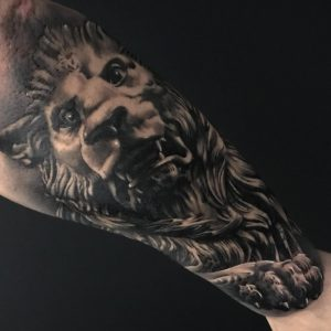 Tatuajes De Leones Obsession Tattoo