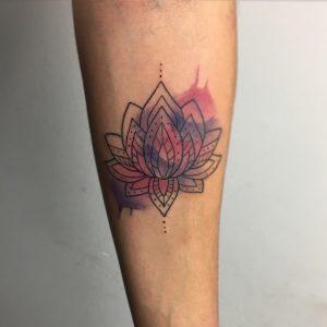 Tatuaje De Flores Obsession Tattoo