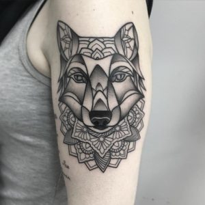 Tatuajes De Lobos Obsession Tattoo