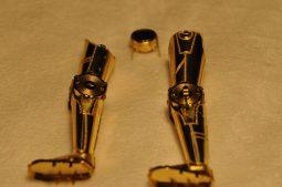 C-3PO Legs
