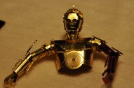 C-3PO Upper Body