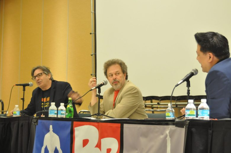 Indy PopCon 2017 Revenge of the Nerds Panel