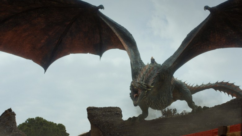 The Dragon and The Wolf