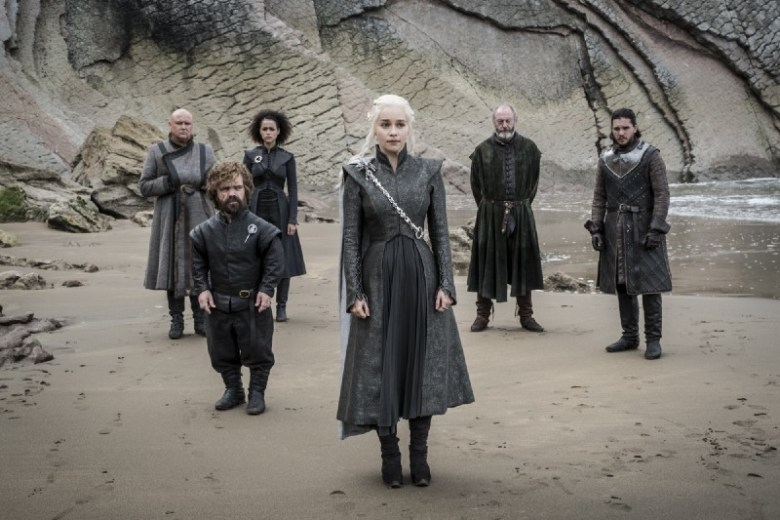 The Spoils of War - Daenerys Targaryen, Jon Snow, Tyrion Lannister