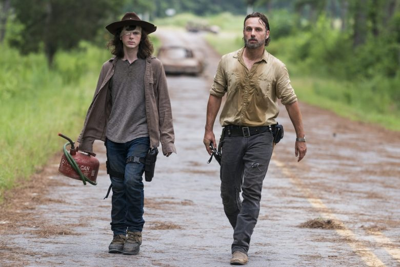 How It's Gotta Be: Carl and Rick