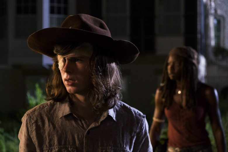 How It's Gotta Be: Carl and Michonne