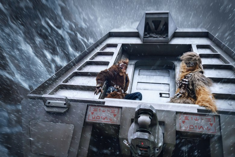 Solo: Han and Chewie attempt a heist