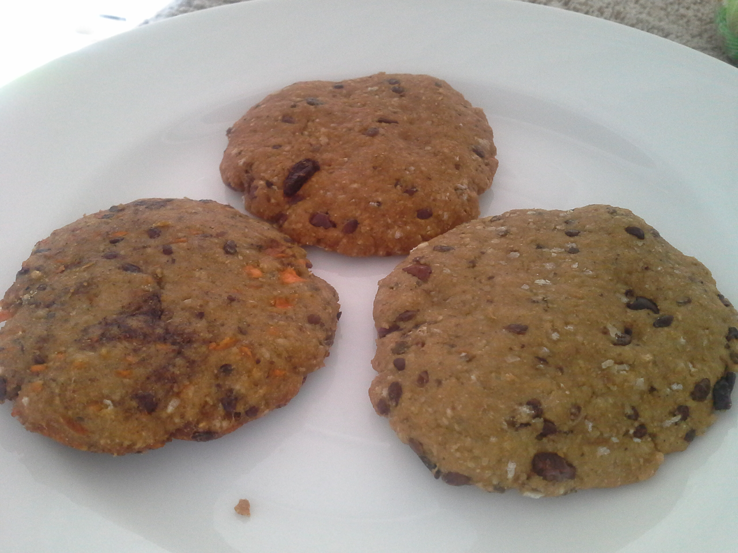 Healthy Avocado Chocolate Chip cookies recipe - successful revisit!