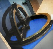 Ulugbek astronomical instrument