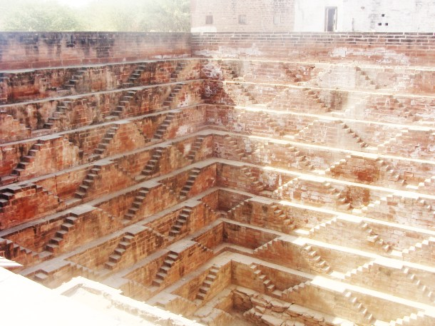 Step well at Osian2