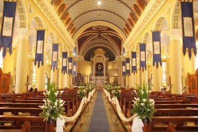 kościół na ślub - obsługa imprez