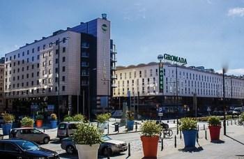 Hotel Gromada - bal sylwestrowy
