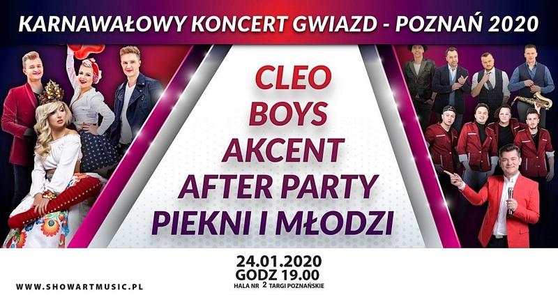 Zenon Martyniuk, Piękni i Młodzi, Boys, After Party, Cleo