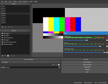Open Broadcast Software (OBS) - FREE Video Broadcasting Software
