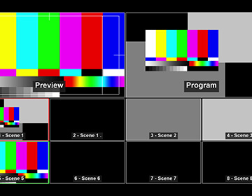 Multiview Mode / obsproject.com