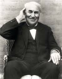 """Negative results are just what I want. They're just as valuable to me as positive results. I can never find the thing that does the job best until I find the ones that don't."" --- Thomas Edison"