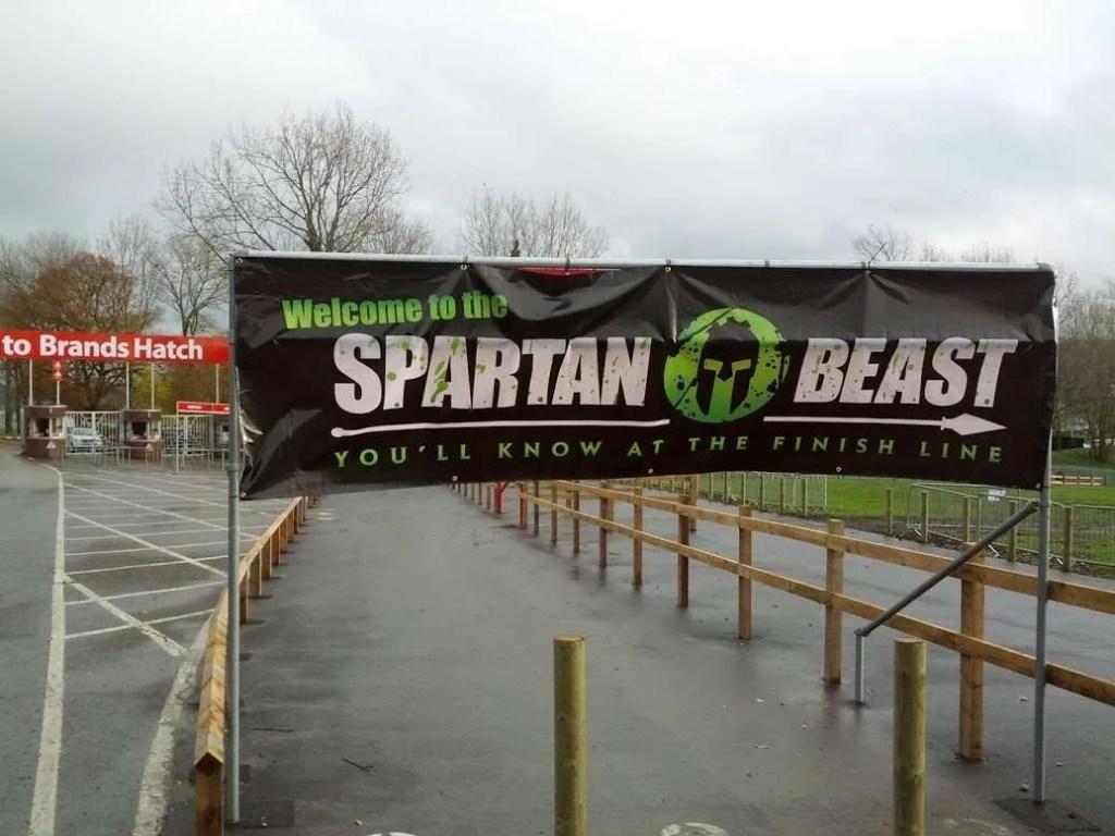 Spartan Beast