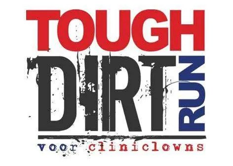 Tough Dirt Run voor Cliniclowns logo
