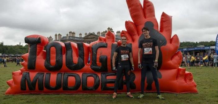 Dutch Mud Men @ Tough Mudder