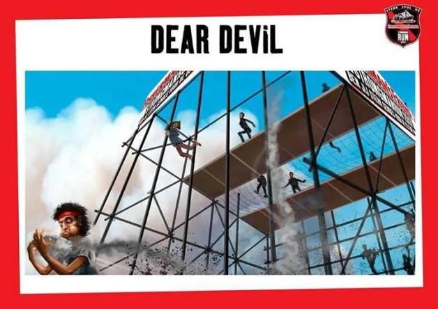 Dear Devil Strongmanrun 2013