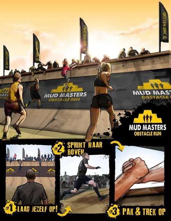 Mud Masters 2013 Pipe Runner